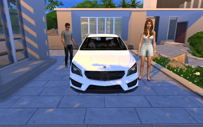 Mercedes Benz CLA Class at LorySims image 22110 670x419 Sims 4 Updates