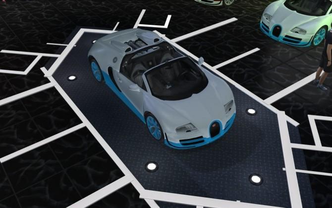 Bugatti Veyron Grand Sport Vitesse at LorySims image 2284 670x419 Sims 4 Updates