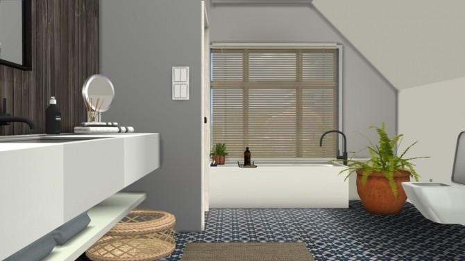 Ms91 Orama Bathroom At Sanoy Sims 187 Sims 4 Updates