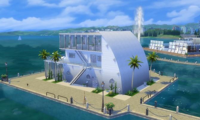 Ocean Villa NO CC at Tatyana Name image 245 670x402 Sims 4 Updates