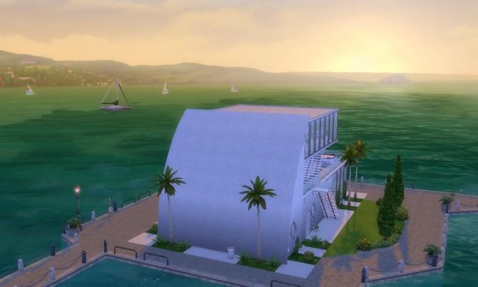 Ocean Villa NO CC at Tatyana Name image 246 670x402 Sims 4 Updates