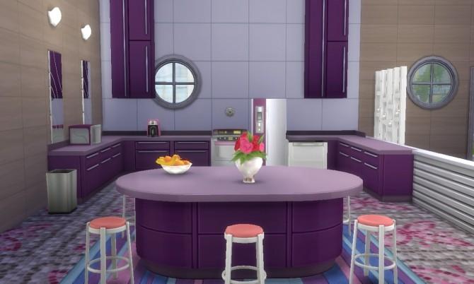 Ocean Villa NO CC at Tatyana Name image 248 670x402 Sims 4 Updates