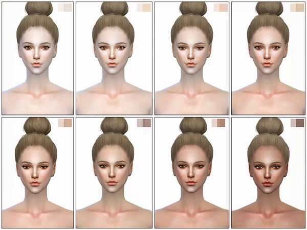 HS3.5 skin ALL AGE by S Club WMLL at TSR image 2628 Sims 4 Updates