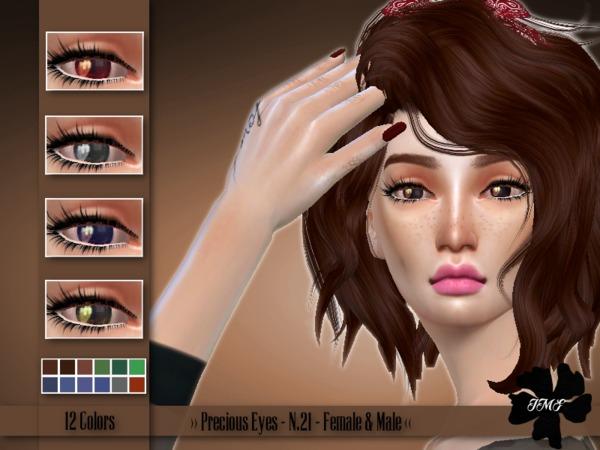 Sims 4 IMF Precious Eyes N.21 F/M by IzzieMcFire at TSR