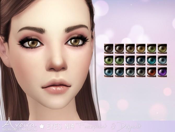Eyes N14 at Aveira Sims 4 image 2727 670x503 Sims 4 Updates