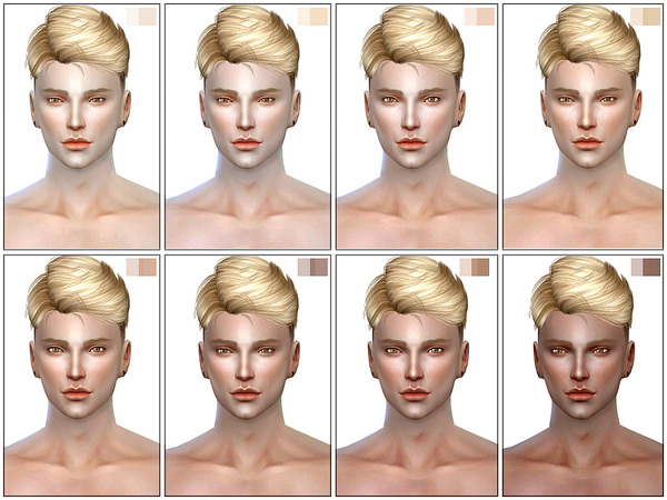 HS3.5 skin ALL AGE by S Club WMLL at TSR image 2728 Sims 4 Updates
