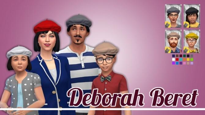 Deborah Beret at Jool's Simming image 2794 670x376 Sims 4 Updates