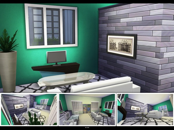 Eco Starter by mlpermalino at TSR image 2825 Sims 4 Updates