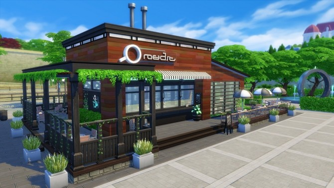 Sims 4 Hare and Hedgehog at Tamo