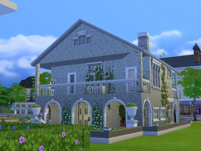 Rustiss Home NO CC by Elby94 at Mod The Sims image 3216 670x503 Sims 4 Updates