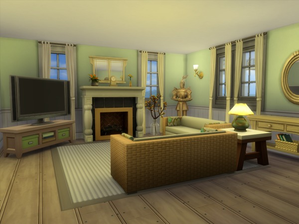 The Sunshine house by sharon337 at TSR image 324 Sims 4 Updates