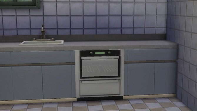Functional built in oven by necrodog at Mod The Sims image 415 670x377 Sims 4 Updates