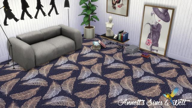 Flower carpets at Annett's Sims 4 Welt image 469 Sims 4 Updates