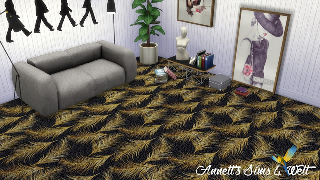 Flower carpets at Annett's Sims 4 Welt image 479 Sims 4 Updates