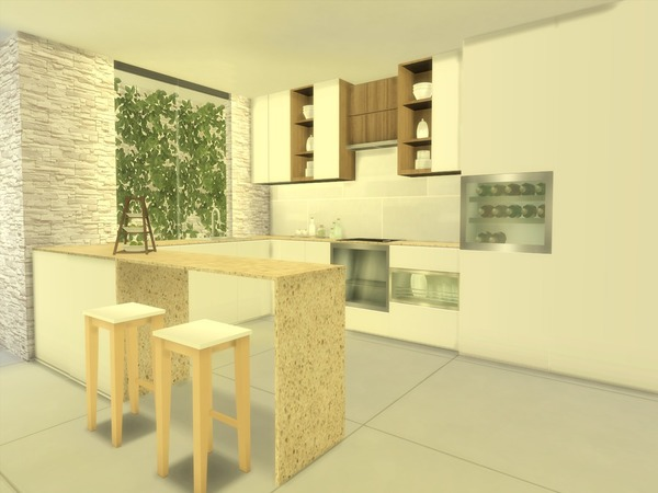 Sims 4 Modern Calia home by Suzz86 at TSR