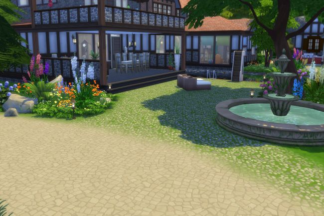 Winners Home by ChiLLi at Blacky's Sims Zoo image 488 Sims 4 Updates