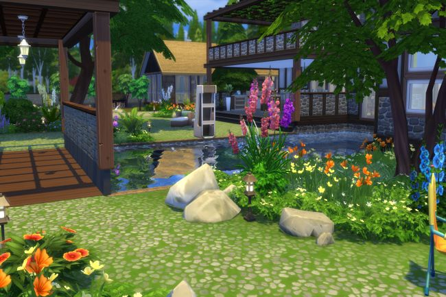 Winners Home by ChiLLi at Blacky's Sims Zoo image 497 Sims 4 Updates