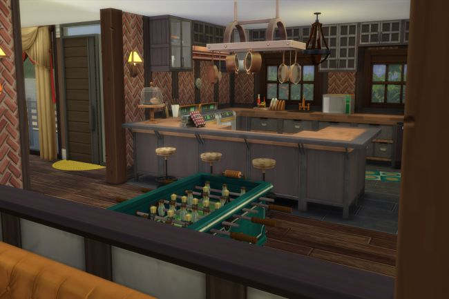Winners Home by ChiLLi at Blacky's Sims Zoo image 508 Sims 4 Updates