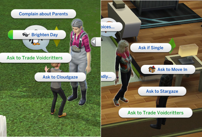 Sims 4 Trade Voidcritters For All Ages by Shimrod101 at Mod The Sims