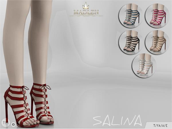 Madlen Salina Shoes by MJ95 at TSR image 616 Sims 4 Updates