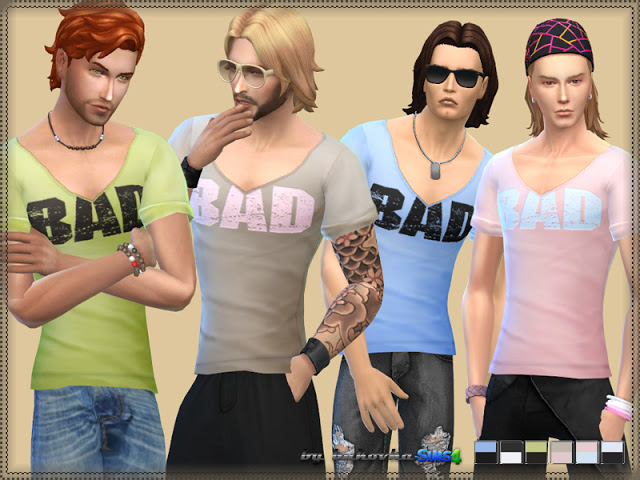 Shirt Bad at Bukovka image 6216 Sims 4 Updates