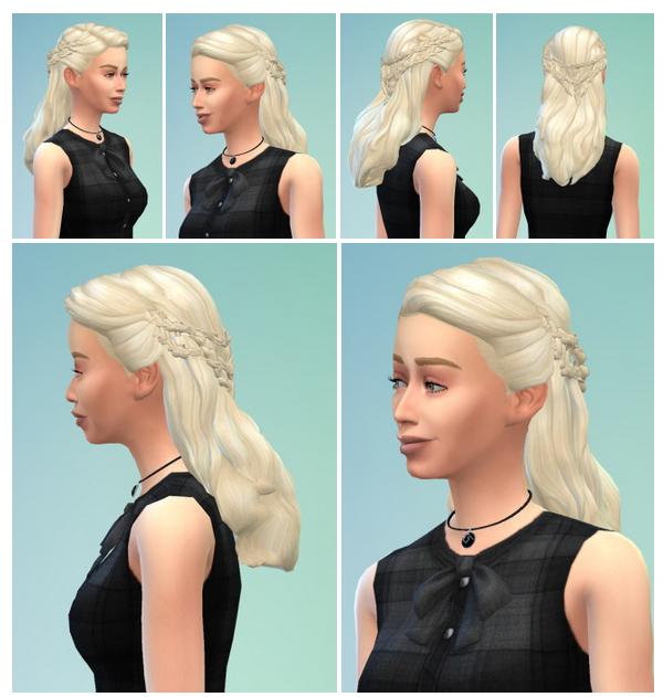 Daenerys Hair at Birksches Sims Blog image 846 Sims 4 Updates