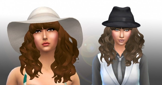 Peggy#885 Hair Conversion at My Stuff image 8815 670x353 Sims 4 Updates