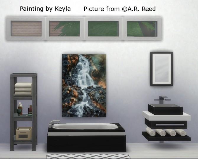 Large Paintings Novice at Play at Keyla Sims image 888 670x538 Sims 4 Updates