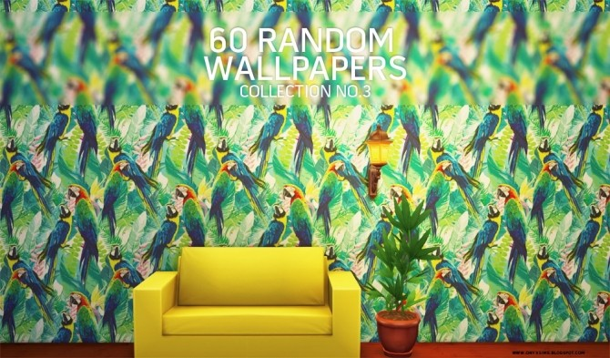 60 Random Wallpapers Collection No.3 at Onyx Sims image 8910 670x393 Sims 4 Updates