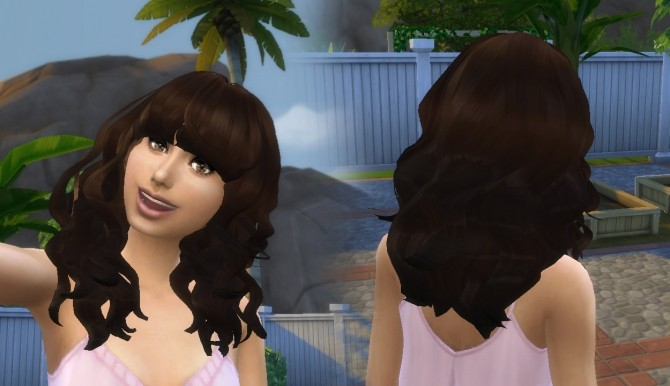 Peggy#885 Hair Conversion at My Stuff image 8915 670x386 Sims 4 Updates