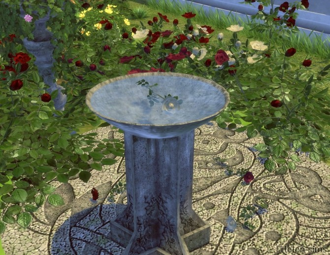 Ancient Patio at Helen Sims image 9312 670x518 Sims 4 Updates