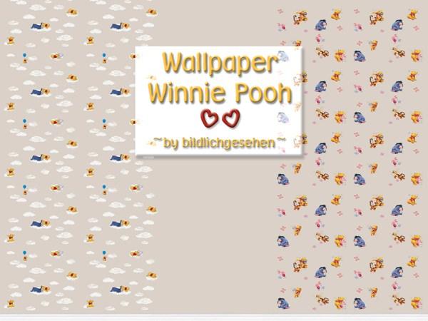 Sims 4 Winnie Wallpaper by Bildlichgesehen at Akisima