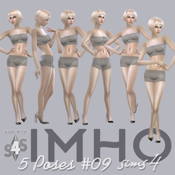 6 Poses & Animation #09 at IMHO Sims 4 image 977 Sims 4 Updates