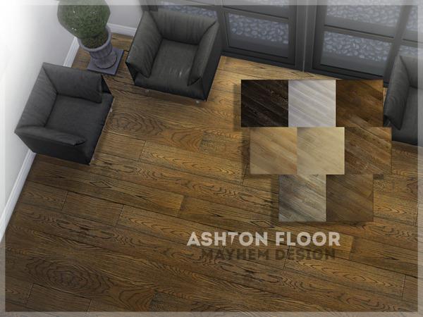 Ashton Floor by Mayhem Design at TSR image 1060 Sims 4 Updates