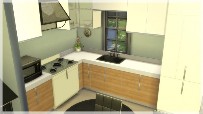 Sims 4 Skattön house by Indra at SimsWorkshop