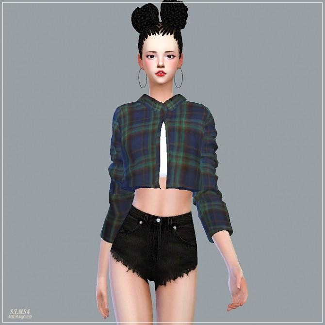 Short Shirts With Tee at Marigold image 12910 670x670 Sims 4 Updates