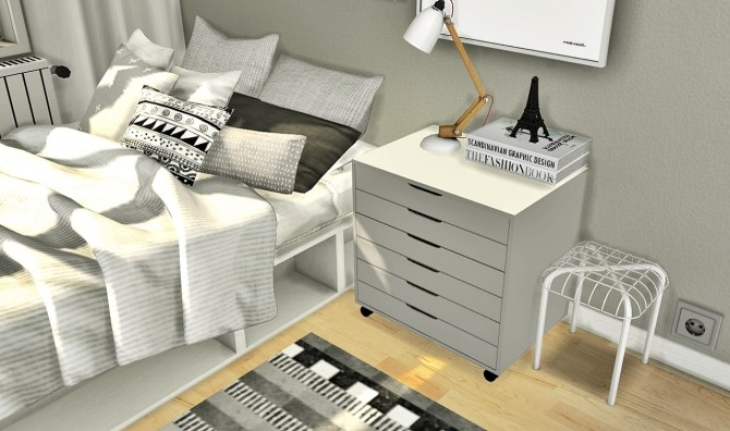IKEA Mini Pack #1 at MXIMS image 1299 670x396 Sims 4 Updates
