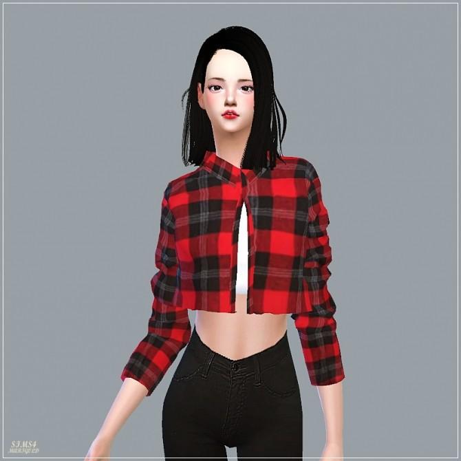 Short Shirts With Tee at Marigold image 13010 670x670 Sims 4 Updates