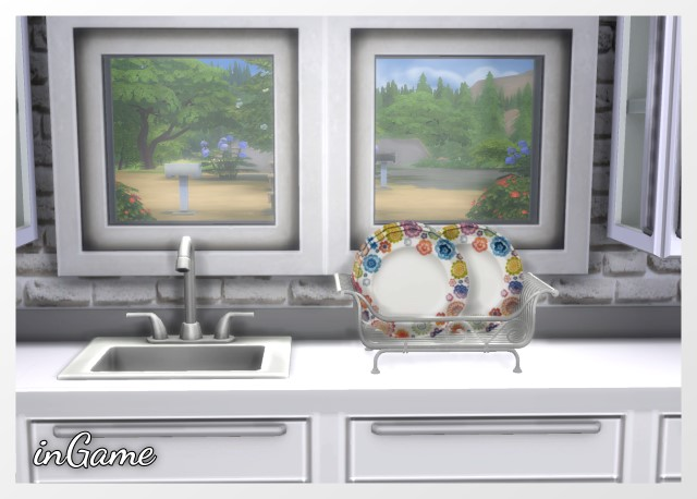 Dishwasher rack by Oldbox at All 4 Sims image 131 Sims 4 Updates