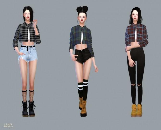Short Shirts With Tee at Marigold image 13212 670x542 Sims 4 Updates