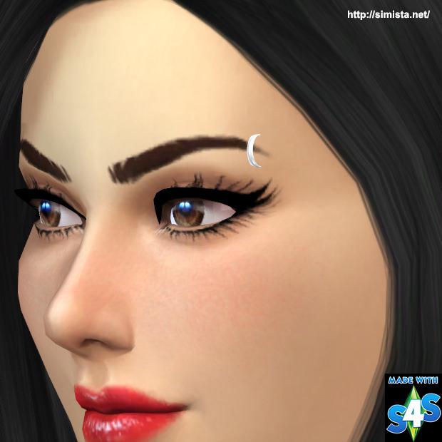EyeBrow Piercing at Simista image 1349 Sims 4 Updates