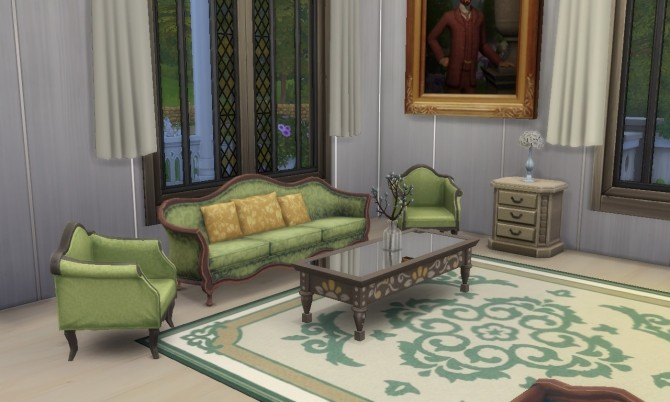 Luxury Mansion NO CC at Tatyana Name image 1355 670x402 Sims 4 Updates