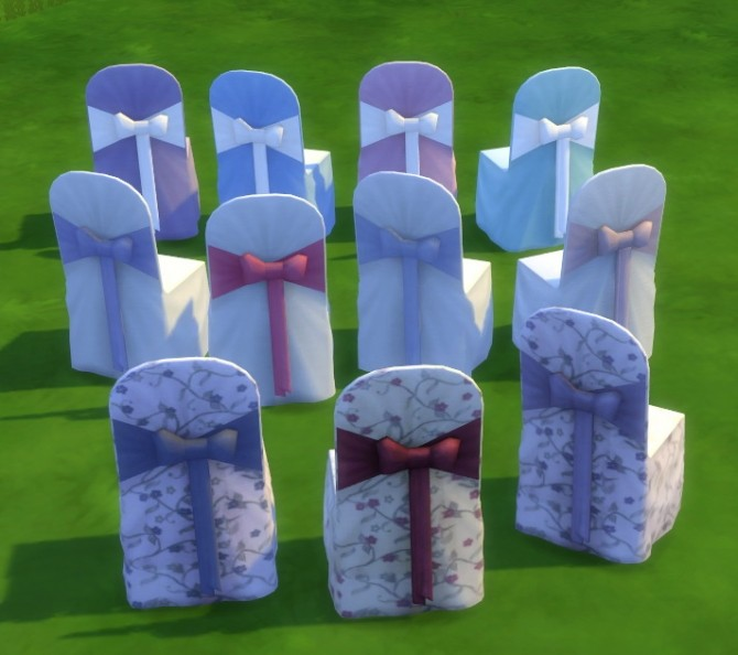 Sims 4 Masked Chair (Sims 3 Store) by BigUglyHag at SimsWorkshop