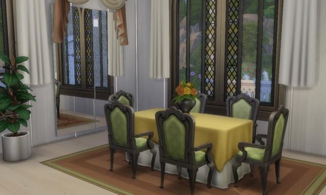 Luxury Mansion NO CC at Tatyana Name image 1375 670x402 Sims 4 Updates