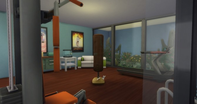 Sims 4 Villa Luz y Sombra at Kyma Desingsims S4