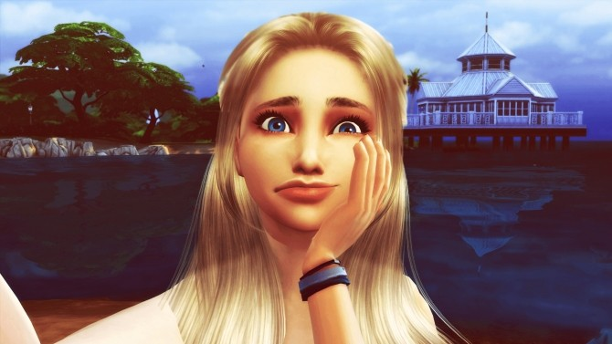 Selfie For Girls Individual Kids Pose Override No.6 at RomerJon17 Productions image 1443 670x377 Sims 4 Updates