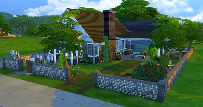 Zeno house by Chanchan24 at Sims Artists image 1475 670x353 Sims 4 Updates