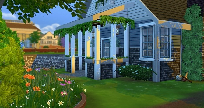 Zeno house by Chanchan24 at Sims Artists image 1485 670x353 Sims 4 Updates