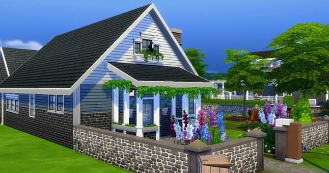 Zeno house by Chanchan24 at Sims Artists image 1495 670x353 Sims 4 Updates