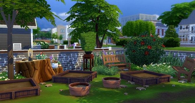 Zeno house by Chanchan24 at Sims Artists image 1505 670x353 Sims 4 Updates